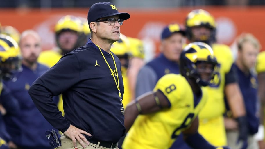 Michigan Football Receives Huge Amount Of Money For Amazon Show 12up