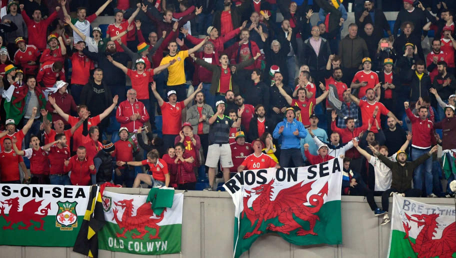 VIDEO: Welsh Fans Responded Superbly as National Anthem Was Cut