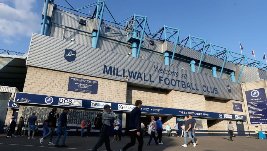 LONDON, ENGLAND - AUGUST 15: A general view outside the stadium as fans arrive prior to the Sky Bet Championship match between Millwall and Ipswich Town at The Den on August 15, 2017 in London, England.  (Photo by James Chance/Getty Images)