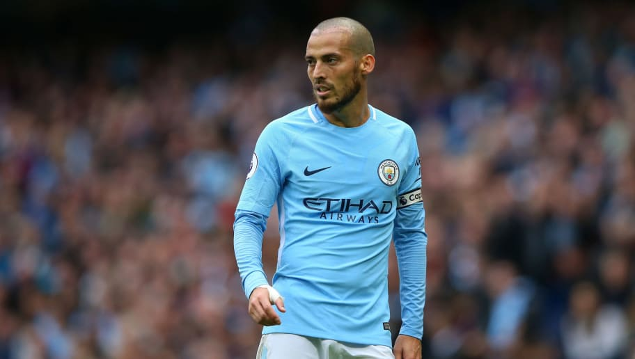 David Silva Set To Extend Man City Contract To 2020 By