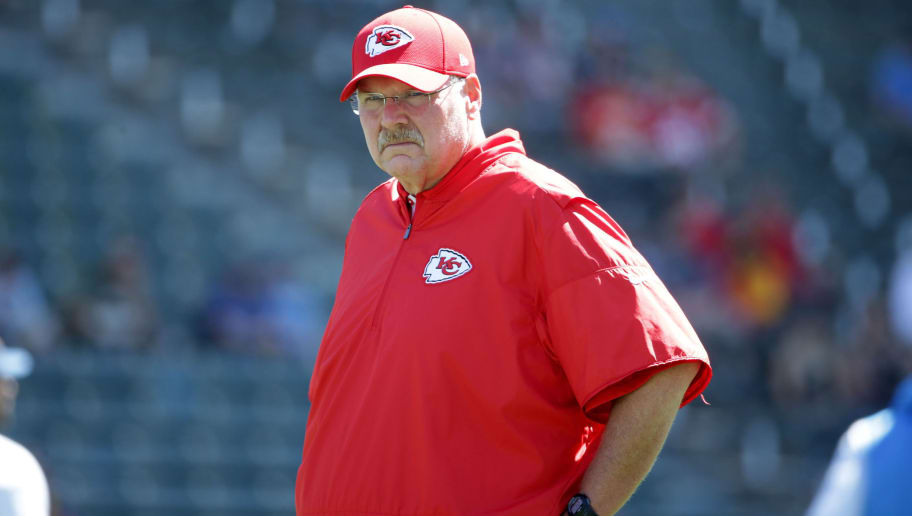 Image result for Andy Reid: Vick Is Building A Foundation For His Career