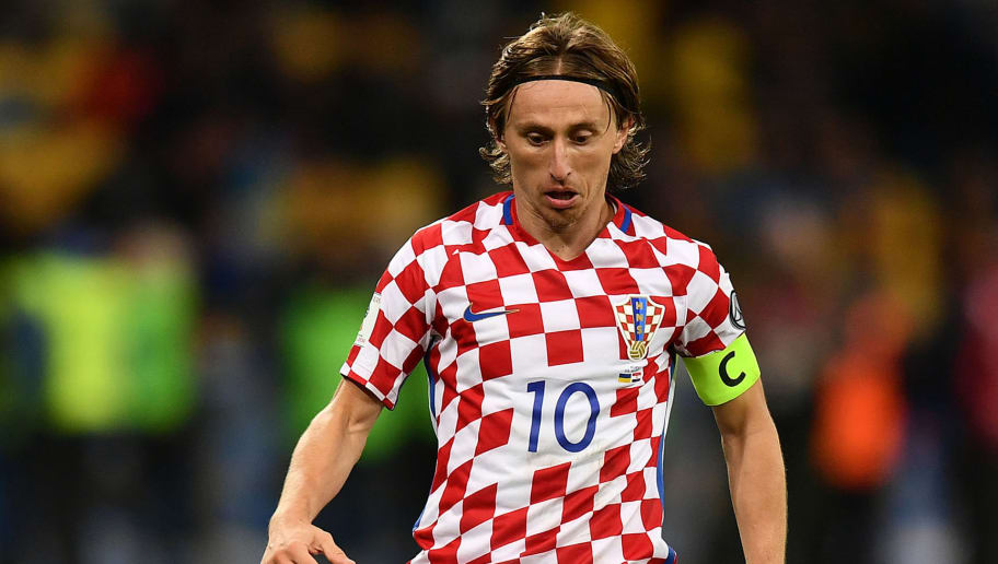 super popular c0fdf 62b4a Luka Modric Opens Up About His Move From Tottenham Hotspur ...