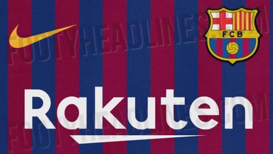 17678e70f PHOTO  Image Leaks of Barcelona s Rumoured Kit for the 2018 19 Season