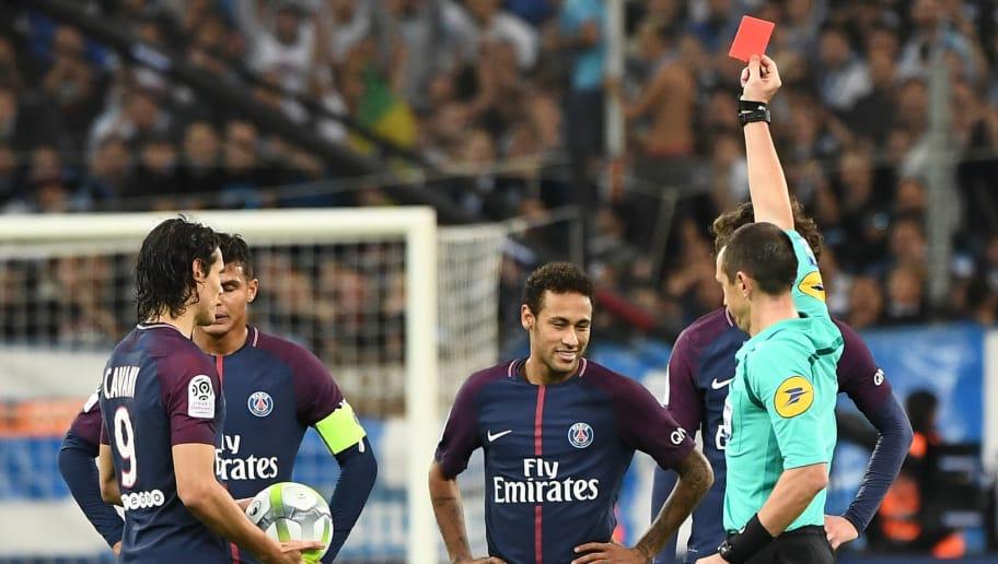 29ff8c652e38 VIDEO  Neymar Diusir Wasit di Laga Kontra Marseille