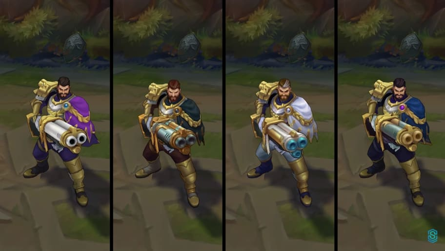 Video Graves Victorious Skin Is Awesome Dbltap