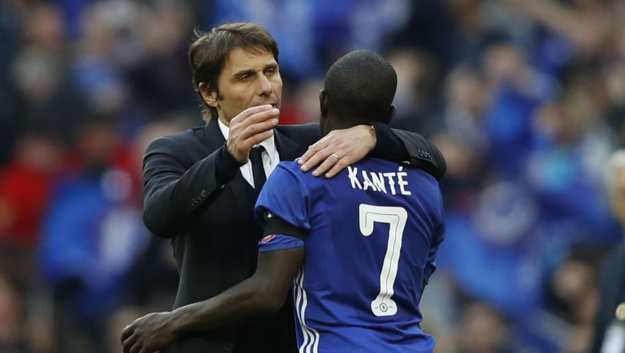 Antonio Conte Admits Chelsea Have Struggled Without N'Golo Kante ...