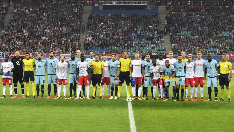 RB Leipzig Die Voraussichtliche Aufstellung Gegen Den FC