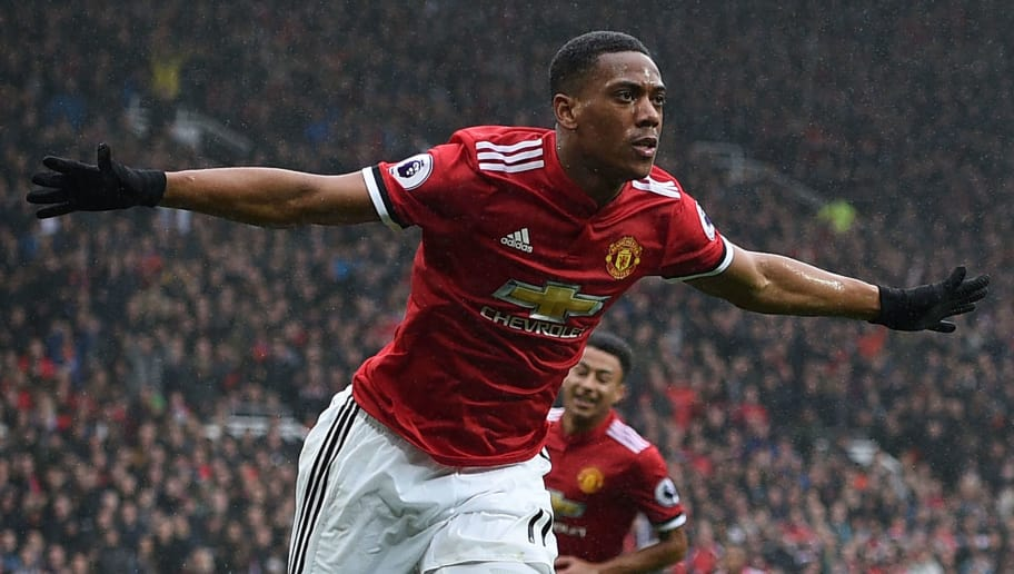 Stats Suggest Man Utd's Anthony Martial Is The Most Lethal