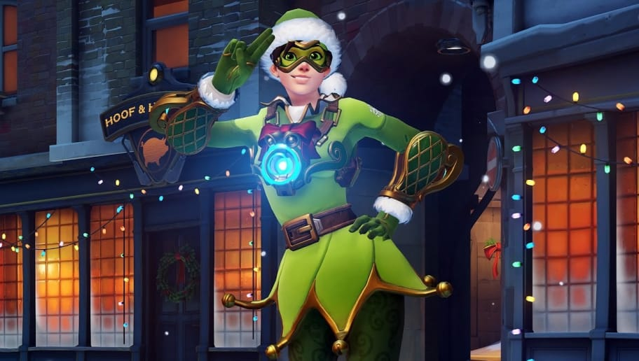 Tracer Christmas Skin.5 Christmas Themed Skins Moira Needs This Winter Wonderland
