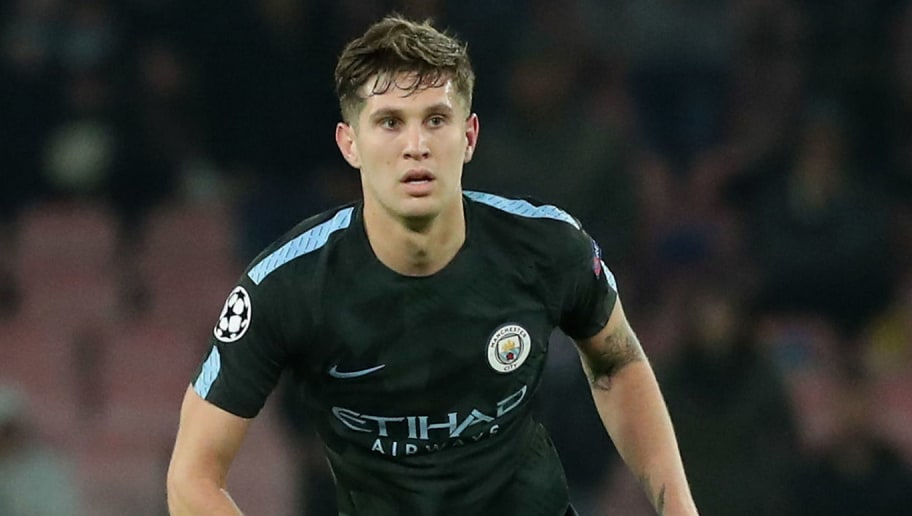 John Stones Grateful for Man City Learning Curve After Tough