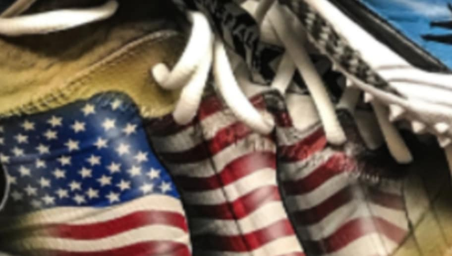 Ben Roethlisberger Shows Off Awesome Cleats for Veterans Day  f2013d4fb