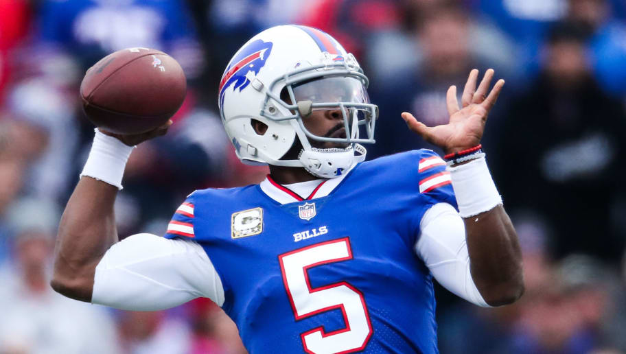 Miraculous Tyrod Taylor Gives Obvious Deflection When Asked About Creativecarmelina Interior Chair Design Creativecarmelinacom