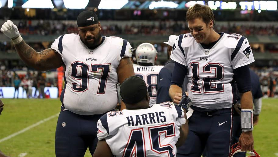a91945ca9 Entérate qué opinaron los jugadores de los Patriots de haber jugado ...