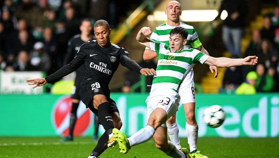 Paris Saint Germain Celtic Mucadelesinde Ilk 11 Ler Belli Oldu 90min
