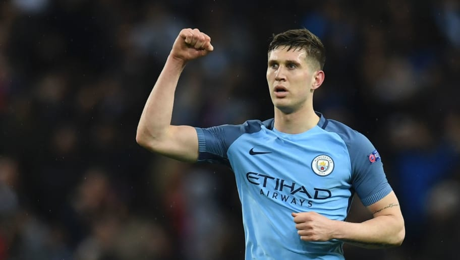 Twitter Reacts to 'Boring' John Stones Appearance in Sky