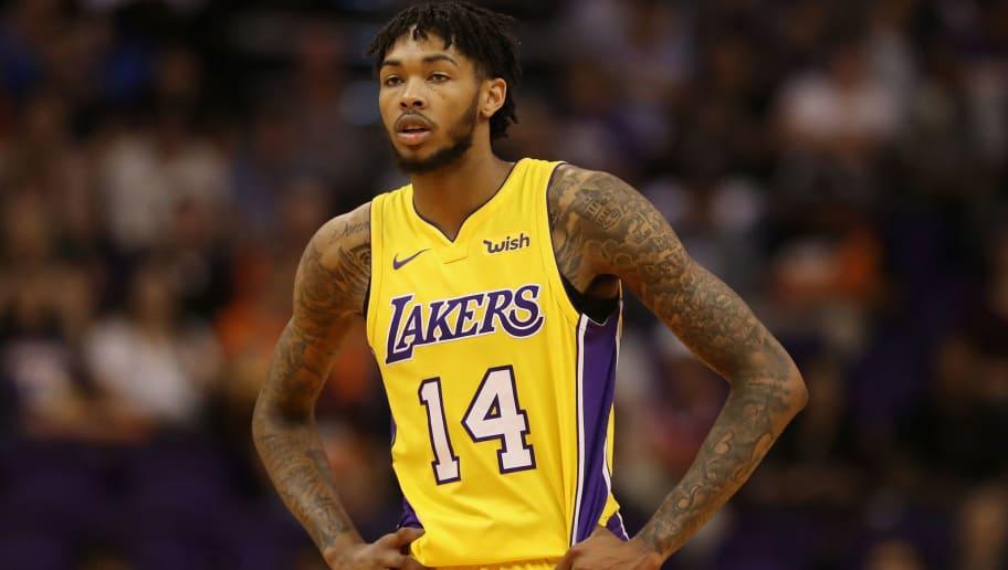 b0e80047ddb Brandon Ingram s Progress is Crucial for the Lakers Rebuild