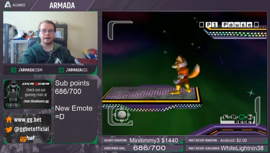VIDEO: Armada's Character Logic vs  Mew2King and PPMD's