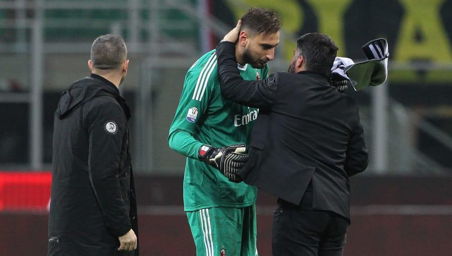 40d17b74c3a Gianluigi Donnarumma Defends Himself on Instagram After AC Milan ...