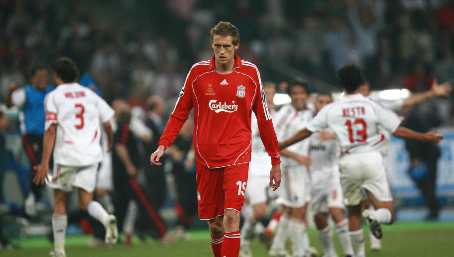 Ex Liverpool Striker Reveals Ac Milan Mocked Reds Through Wall After 2007 Champions League Final Win 90min