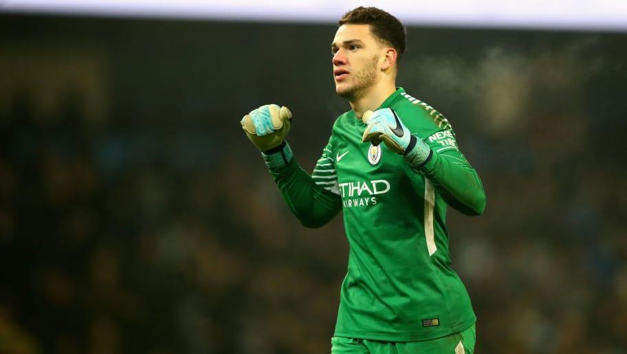 11. Thủ môn Ederson - Manchester City