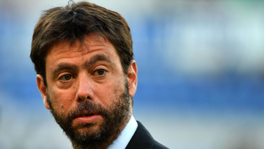 Juve President Agnelli's Football Ban for Alleged Ticket ...