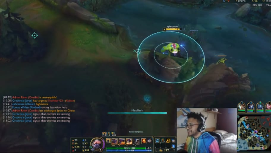 VIDEO: Aphromoo Pulls Off the Moonwalk With Alistar