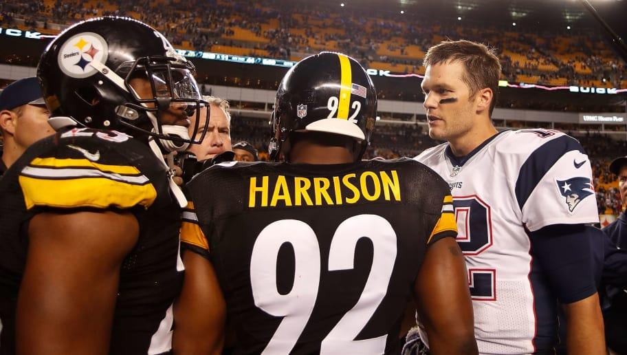competitive price 236c9 b4d7e Details of James Harrison's Patriots Deal Emerge | 12up