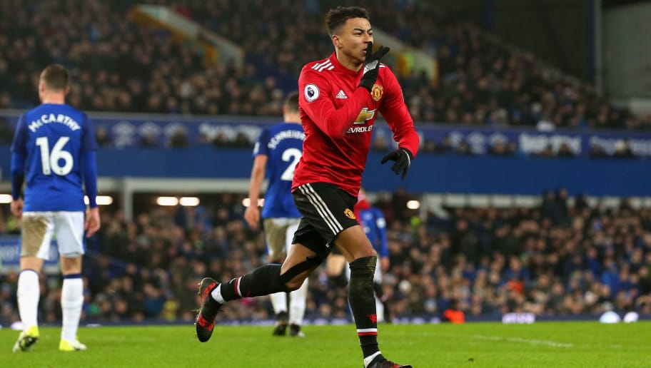 Revealed Why Jesse Lingard Pulled Out The Shush Celebration After Scoring Against Everton Ht Media