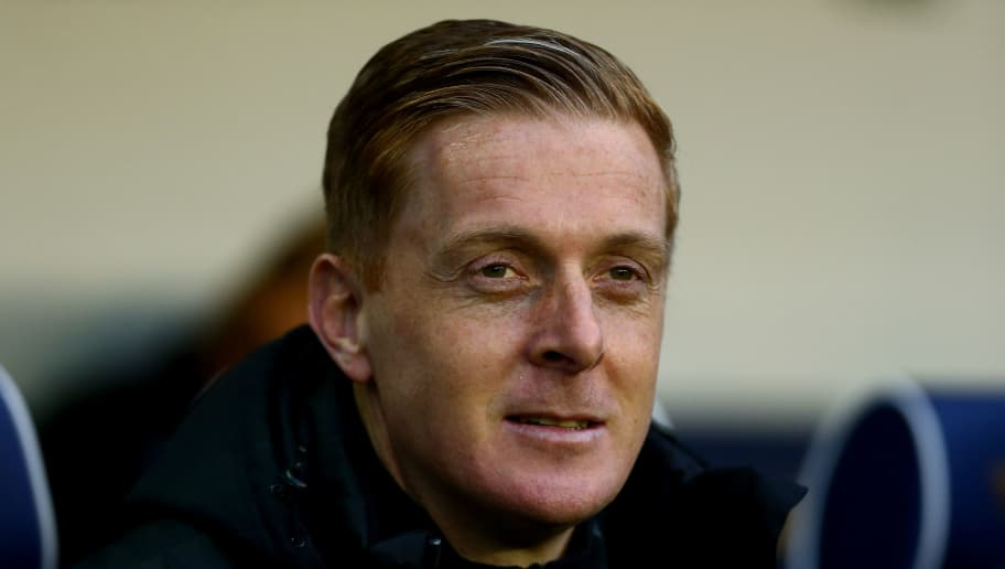 LONDON, ENGLAND - DECEMBER 16:  Garry Monk, manager of Middlesbrough looks on prior to the Sky Bet Championship match between Millwall and Middlesbrough at The Den on December 16, 2017 in London, England.  (Photo by Jordan Mansfield/Getty Images)