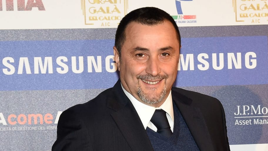 MILAN, ITALY - NOVEMBER 27:  Massimiliano Mirabelli attends the Gran Gala Del Calcio 2017 on November 27, 2017 in Milan, Italy.  (Photo by Pier Marco Tacca/Getty Images)