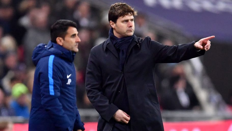 Mauricio Pochettino And His Staff Pay Visit To Espanyol As They Eye Up Young Spanish Goalkeeper 90min