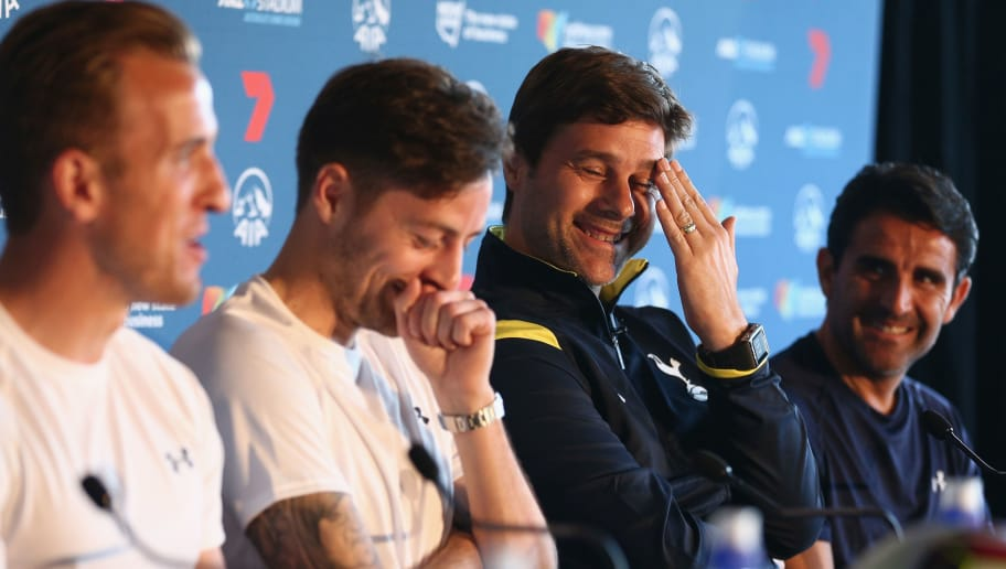 Ex Spurs Man Ryan Mason Heaps Praise On Former Boss And Backroom Staff At Tottenham 12up
