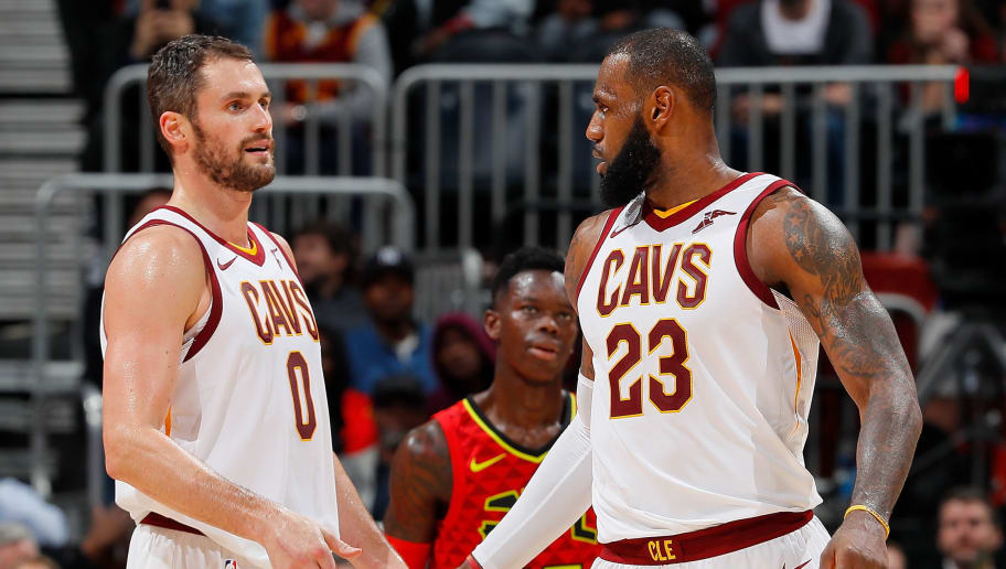 995c639967f4 REPORT  Cavs Called Out Kevin Love in Emotional Team Meeting After OKC Loss