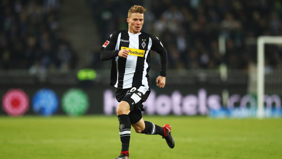 Gladbach Gegen Bayern 2021