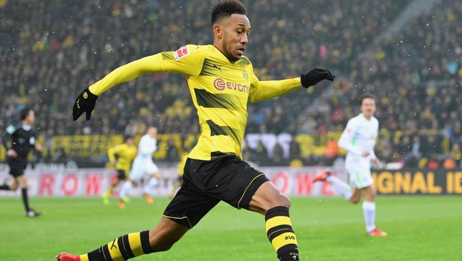 2da42ff9e Arsenal and Borussia Dortmund are €20m Apart in Their Valuation of Pierre-Emerick  Aubameyang