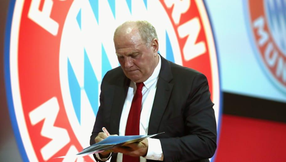 Bayern Hoeneß