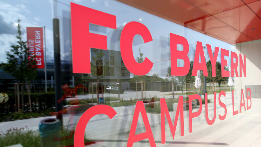 MUNICH, GERMANY - AUGUST 21:  General view of the FC Bayern Campus prior to the opening ceremony of the FC Bayern Campus  at FC Bayern Campus on August 21, 2017 in Munich, Germany.  (Photo by Alexander Hassenstein/Bongarts/Getty Images)