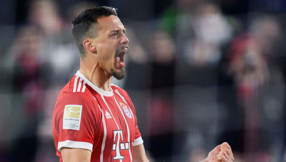 Bayern S New Signing Sandro Wagner Claims He Is The Best German