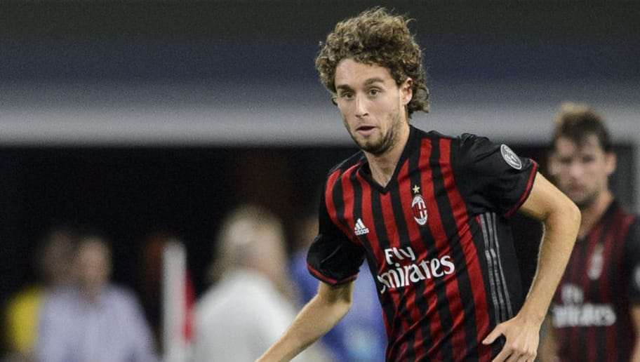 MINNEAPOLIS, MN - AUGUST 3: Niccolo Zanellato #45 of AC Milan controls the ball against Chelsea during the second half of the International Champions Cup match on August 3, 2016 at U.S. Bank Stadium in Minneapolis, Minnesota. Chelsea defeat AC Milan 3-1. (Photo by Hannah Foslien/Getty Images)