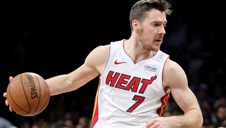 164dcf76e Goran Dragic to Replace Kevin Love in All-Star Game