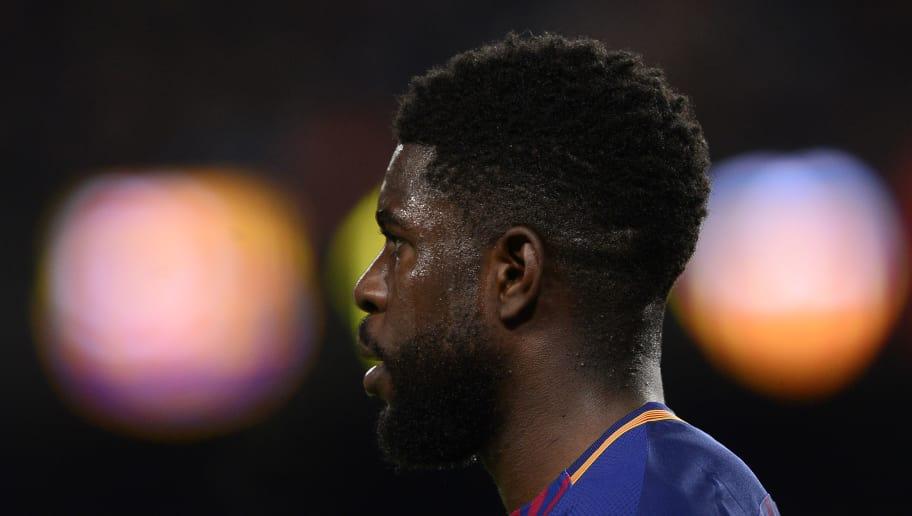 Knackpunkt Ausstiegsklausel Barcelona Will Mit Samuel Umtiti