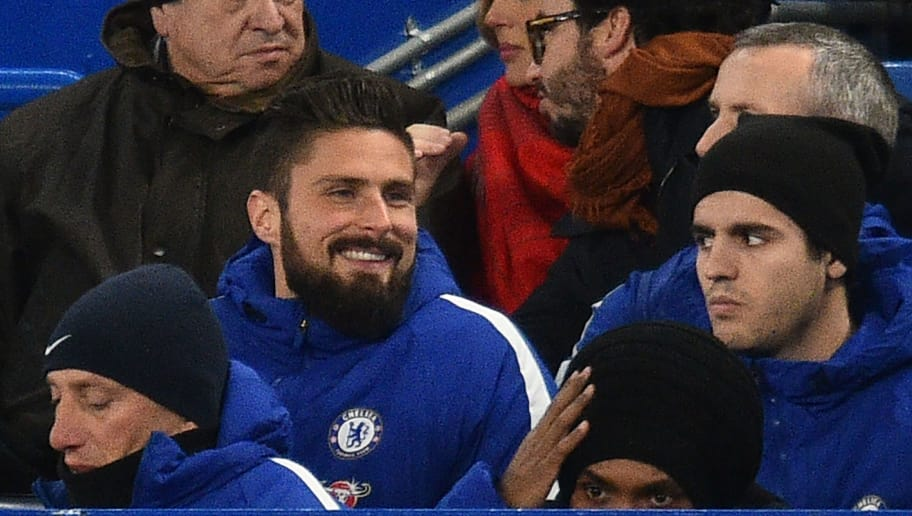771b8f64f Olivier Giroud Reveals the 2 Reasons He Left Arsenal   Which Clubs He  Turned Down for Chelsea
