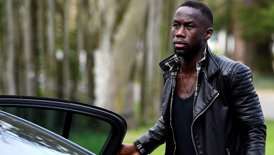 France's defender Bacary Sagna arrives at the French national football team training base in Clairefontaine near Paris, on March 20, 2017, as part of the team's preparation for the upcoming World Cup 2018 qualifiers.  / AFP PHOTO / FRANCK FIFE        (Photo credit should read FRANCK FIFE/AFP/Getty Images)