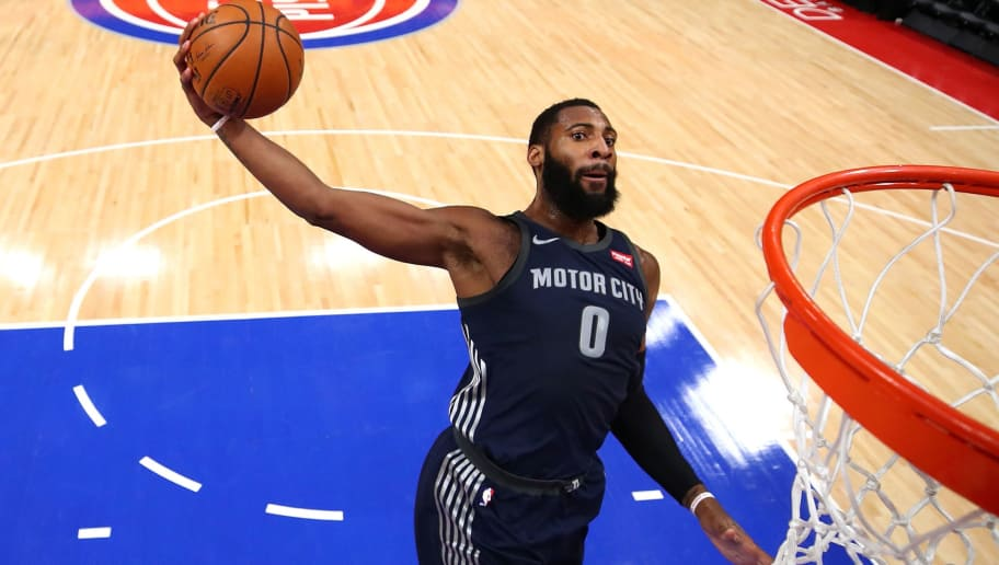 244db090200 James Harden and Andre Drummond Named Players of the Week