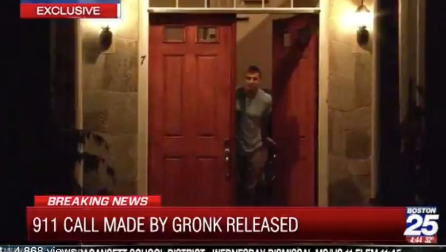 2e93eda0d98 Rob Gronkowski's 911 Call Following Robbery Released and He's as Cool as  Ever