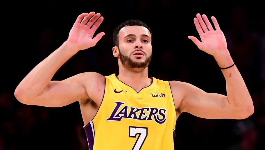8f0fe0256 Larry Nance Jr. Was in  Tears of Joy  After Trade to Cavs
