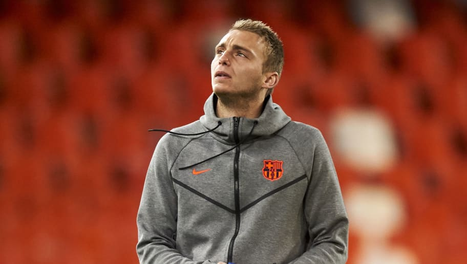 cc1b32eaa Bayern Considering Move for Barcelona s Jasper Cillessen Amid Concerns Over  Manuel Neuer s Fitness