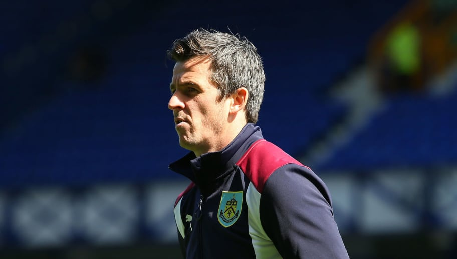LIVERPOOL, ENGLAND - APRIL 15:  Joey Barton of Burnley takes a look around the pitch prior to the Premier League match between Everton and Burnley at Goodison Park on April 15, 2017 in Liverpool, England.  (Photo by Alex Livesey/Getty Images)