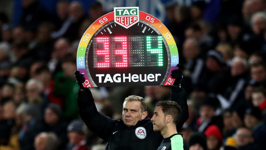 UEFA Set to Approve Use of Fourth Substitution in Games Following ...