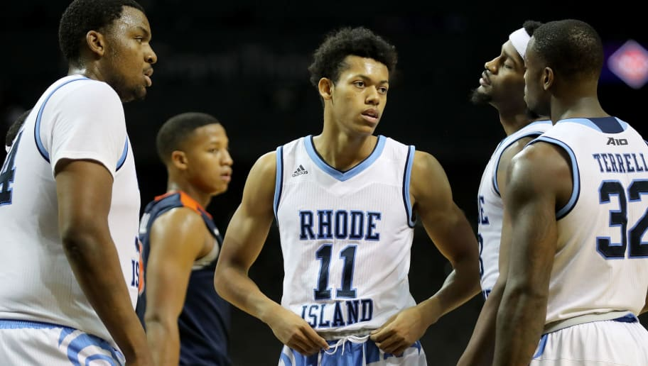 more photos 1c63f 86417 No. 17 Ranked Rhode Island Gets Slaughtered By Unranked St ...